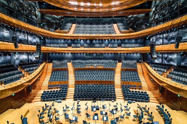 Czy chodzenie do filharmonii jest trendy ?